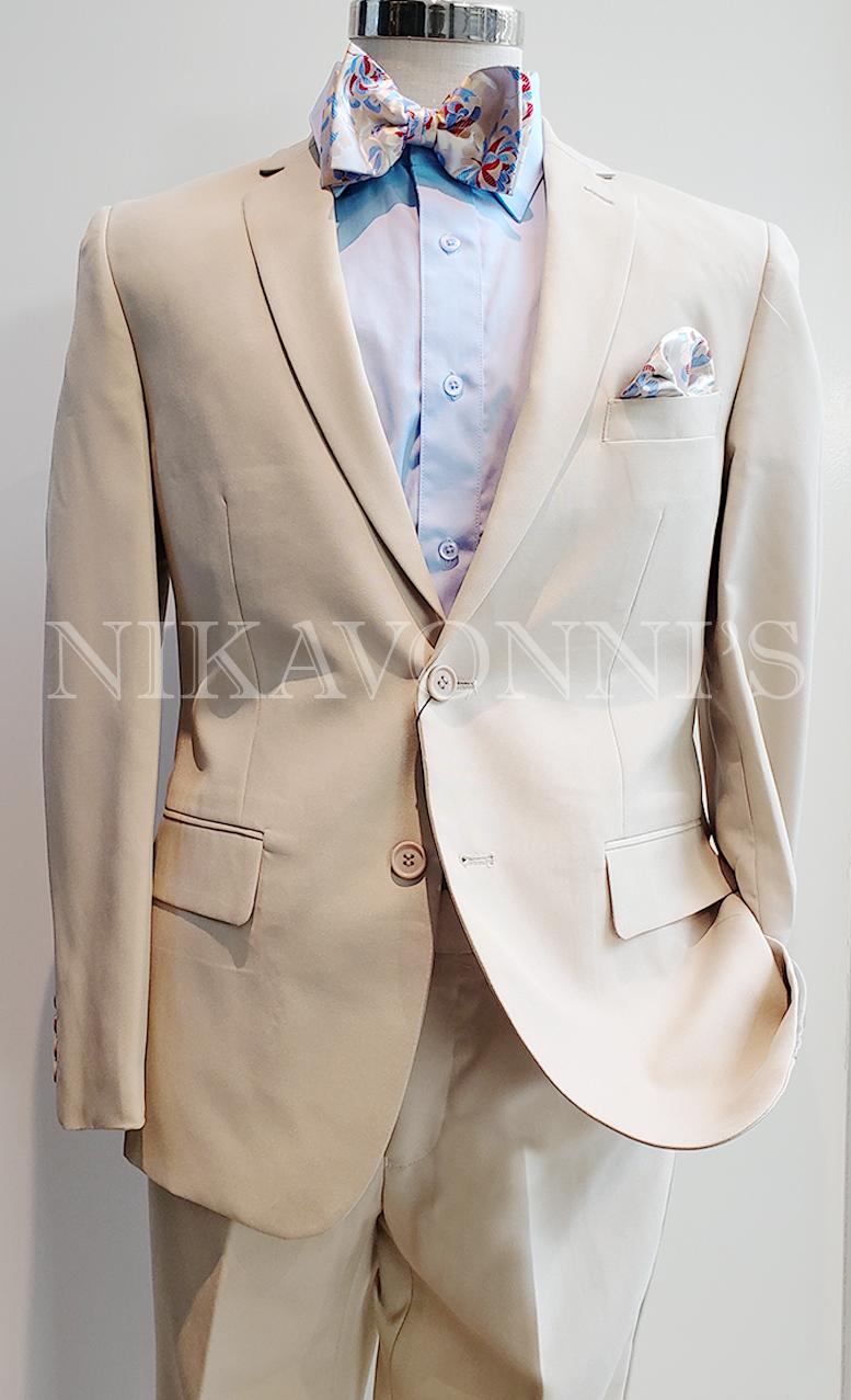 Light Tan Suit - $100 Hookup