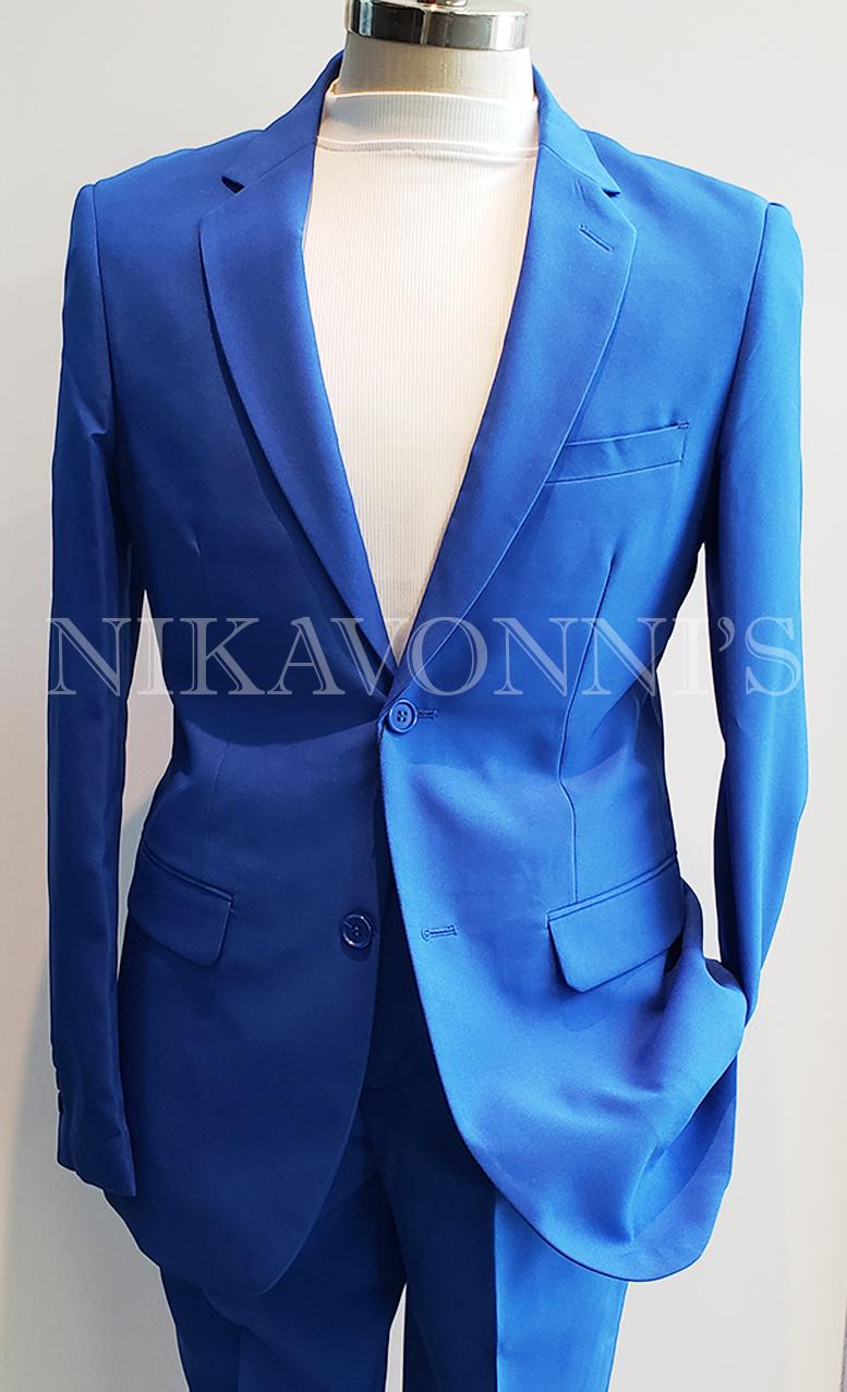 Blue Suit - $100 Hookup